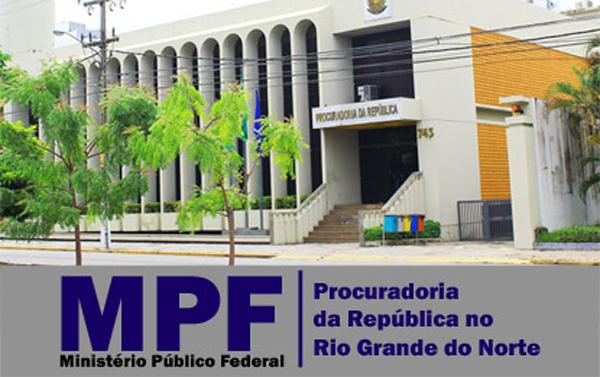 Resultado de imagem para O Ministério Público Federal (MPF) RN